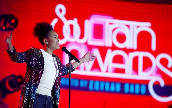 Rehearsals: 2017 Soul Train Music Awards - November 4, 2017 - Las Vegas, Nevada.