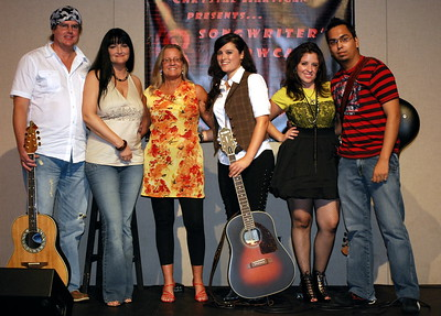 Songwriters Showcase August 2009