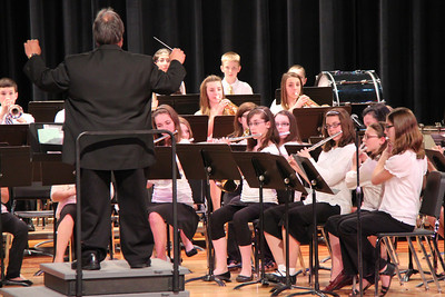 6th Grade Spring Band Concert