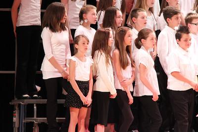 6th Grade Spring Chorus Concert