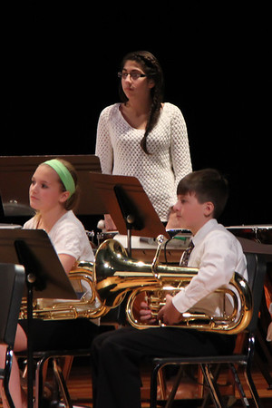7th and 8th grade Winter Concert - 2012