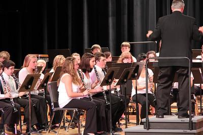 8th Grade Spring Band Concert