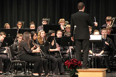 9th Grade Concert Band - Winter 2012