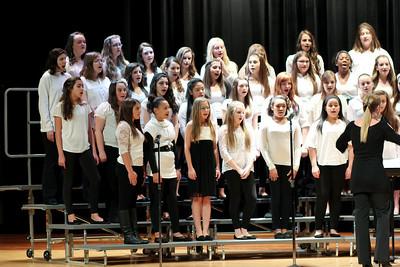 Winter Chorus Concert 2014 Willink