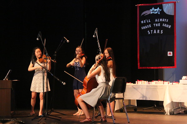 String Quartet - Spring 2015