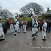 Cam Valley Morris Men dancing in 1999 & 2000