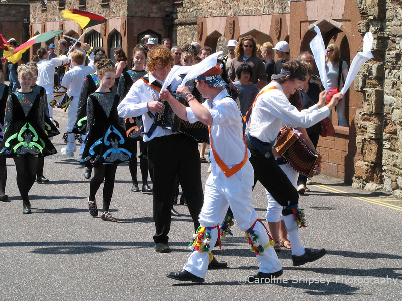Personal images taken during Festival week just to capture the feel of the event