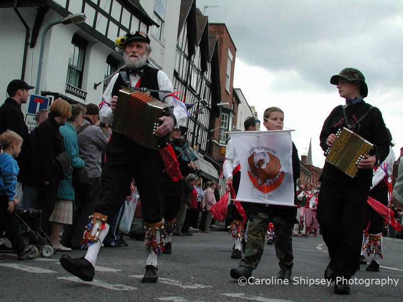 Upton on Severn Folk Festival 2002