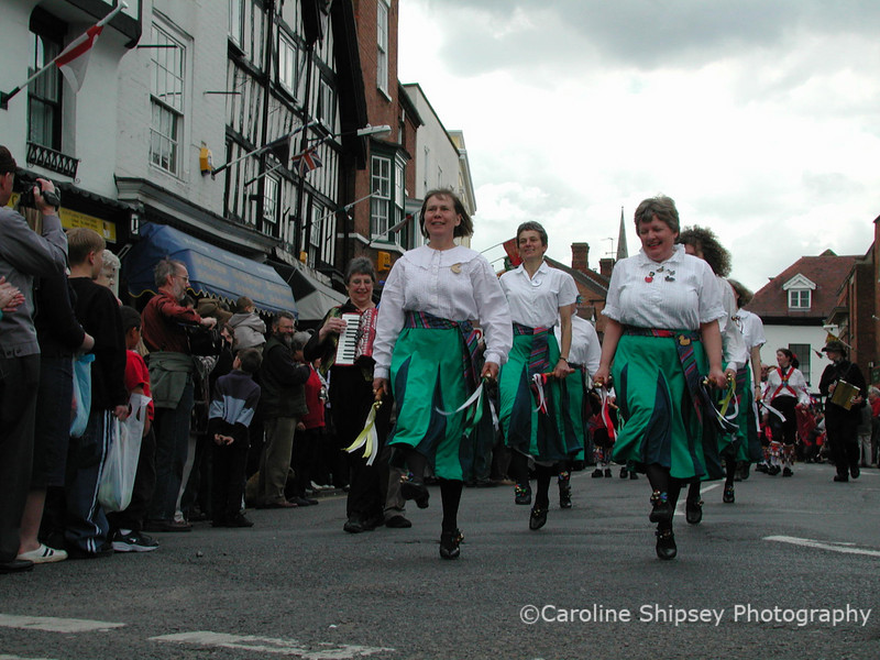 Can you name this side ?  Upton on Severn Folk Festival 2002
