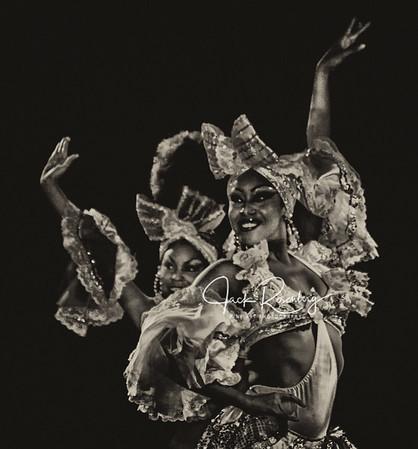 """""""Tropicana Dancers 4"""""""