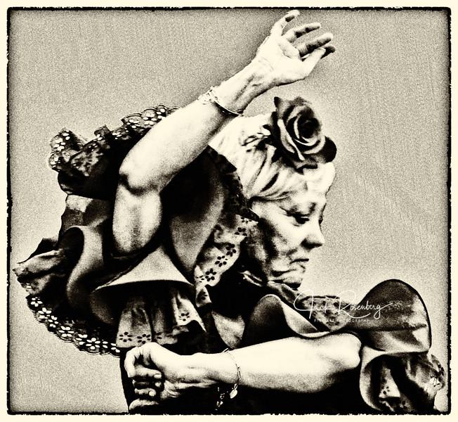 """Spontaneous Flamenco"""