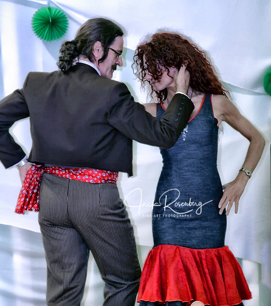 """Romantic Flamenco"""