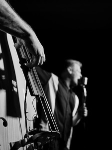 Arms and the Bass (Cork  Jazz festival)