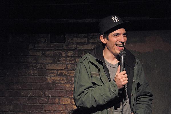 04/20/2011 Comedy Show @ Village Lantern