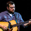 Nick Dauphinais takes a solo for the Holly Hill Ramblers at Isis Music Hall