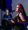Katie and Beth for  Honey Music Collective at the Alley Cat Social Club
