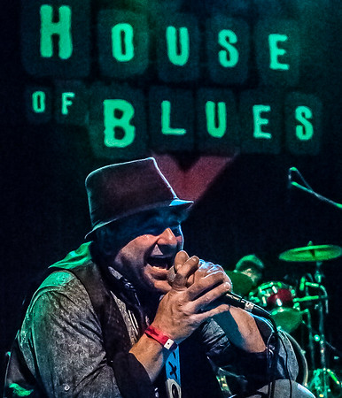 Brixton 76 plays at the house of blues