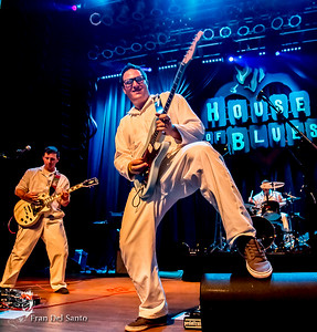 Weezerton at the house of Blues 2016