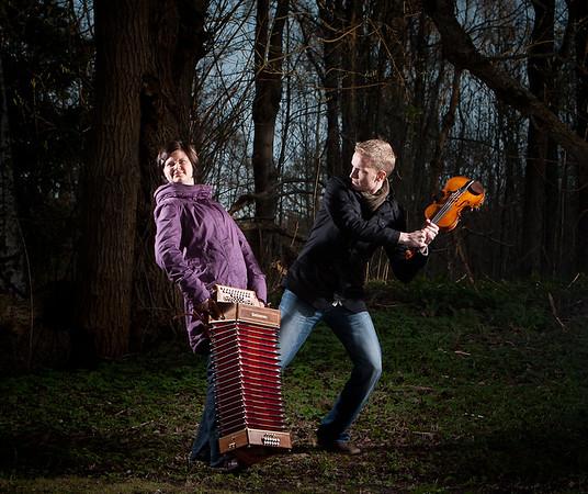 Duo Elina Järvelä & Juha Virtanen