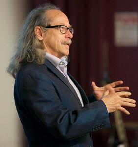 Paul Jones, Director of UNC's SunSITE,  a digital music library.