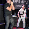 Radio Velvet at the Home Tavern Dec 2017.