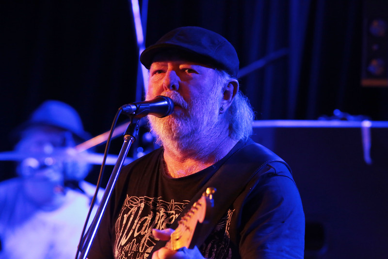 Crossroad performing at the Bidgee Blues Open Mike 03Sep17.
