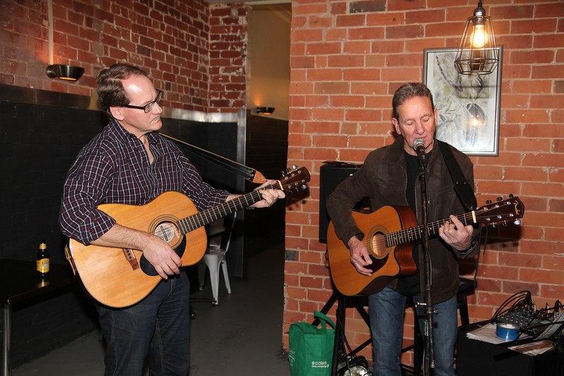 White Ribbon Fundraiser at The Borough Cafe, Wagga Wagga.
