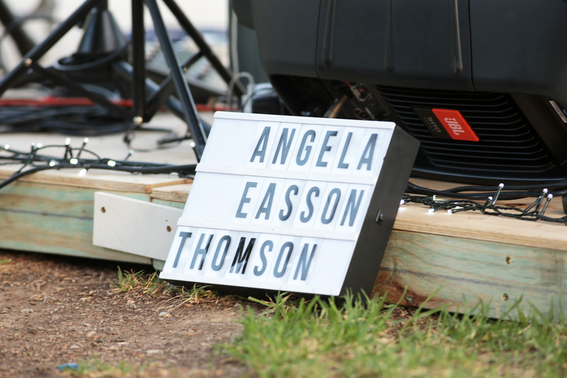 Angela Easson & Thomson. Dec 2017 at Wagga.