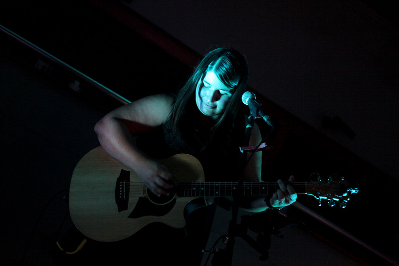 Sarah Leete at the Duke Hotel, Wagga.