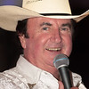 Terry Leonard performing at the Wagga Rules Club.