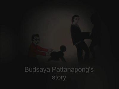 "Budsaya's story, part of Joanne Hershfield's film ""Men Are Human, Women Are Buffalo"". Bamboo Flutes courtesy of George Tortorelli. Original Thai-influenced music by Jim Beckwith."
