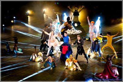 草蜢森巴大戰軟硬Fans演唱會2012