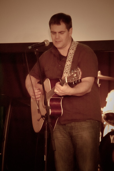 2014-02-12 - Michael Harcus Live at CCM