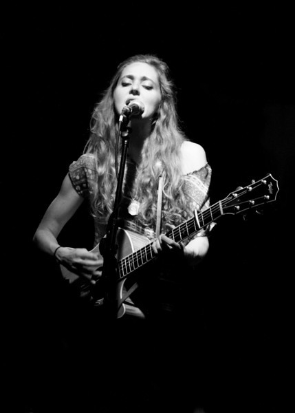 07/31/2013: Megan Slankard @ Tractor Tavern, Seattle
