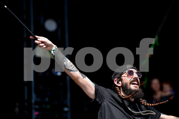 Missio performs at Austin City Limits music festival in Austin, Texas, on Saturday, Oct. 14, 2017. (Chelsea Purgahn/Tyler Morning Telegraph)