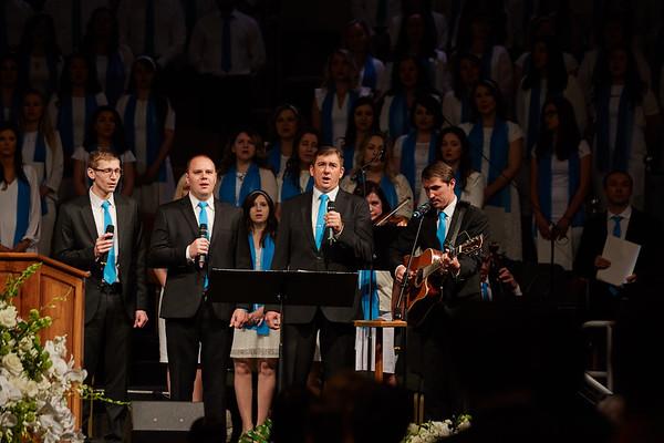 2017 Easter Choirs