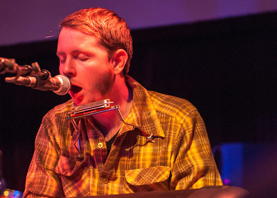 John Fullbright at Cains Ballroom for the Red Dirt Christmas Show