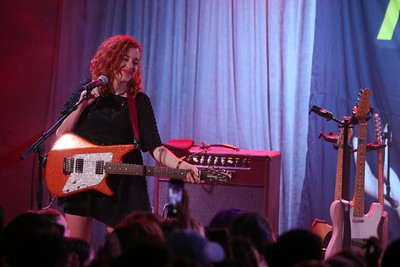 The Regrettes playing Crescent Ballroom in September 2019.