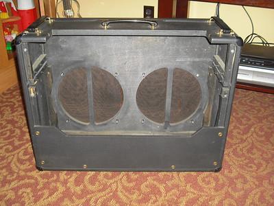 1963 AC30 Super Twin Cabinet Project