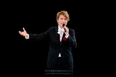 黃子華-棟篤笑 唔黐線 唔正常 2014