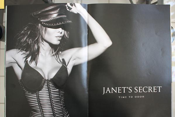 20010728 Janet Jackson: All for You Tour (Program) - Team