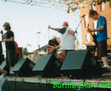 Catch 22 @ High Falls (Rochester, NY); 6/14/03