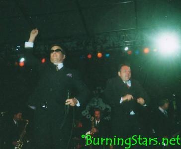 Mighty Mighty Bosstones @ High Falls (Rochester, NY); 6/14/03