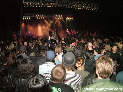 Discharge - British Invasion 2k4 - at Orange Pavillion - San Bernardino, CA - November 20, 2004