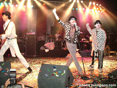 The Adicts - British Invasion 2k4 - at Orange Pavillion - San Bernardino, CA - November 20, 2004