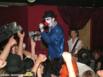 The Adicts November 2004 Tour