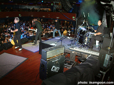 Channel 3 - At The Vault 350 - Long Beach, CA - June 24, 2004