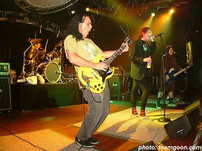 The DIckies - At The Vault 350 - Long Beach, CA - June 24, 2004