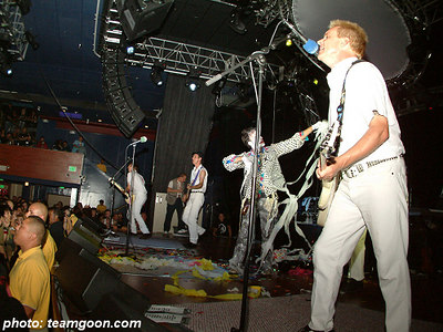 The Adicts - At The Vault 350 - Long Beach, CA - June 24, 2004