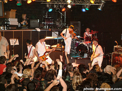 The Adicts at The Showcase Theater - Corona, CA - June 23, 2004